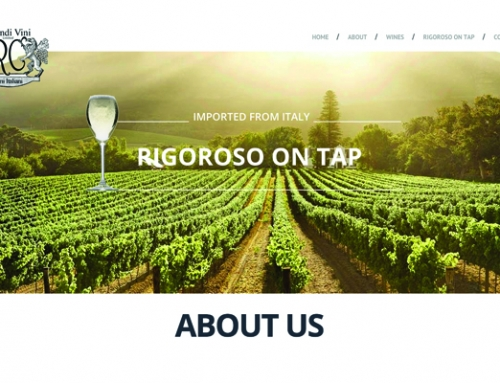 Grandi Vini – Website